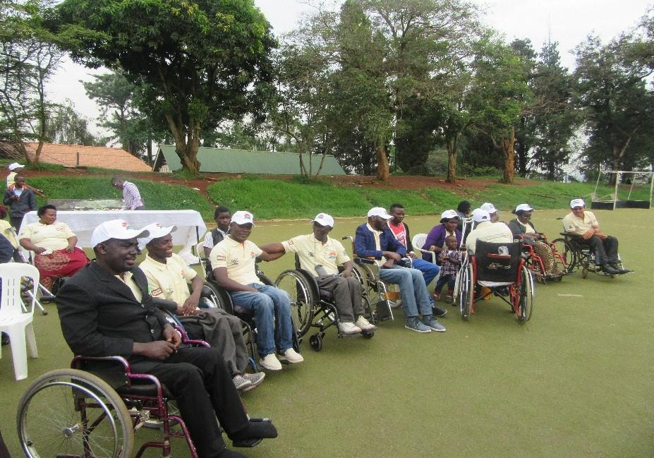 EOC ATTENDS STAKEHOLDERS FORUM/LEARNING FAIR FOR MEMBERS OF PARTNER DISABLED PEOPLES' ORGANISATIONS